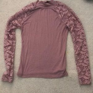 Charlotte Russ laced long sleeve